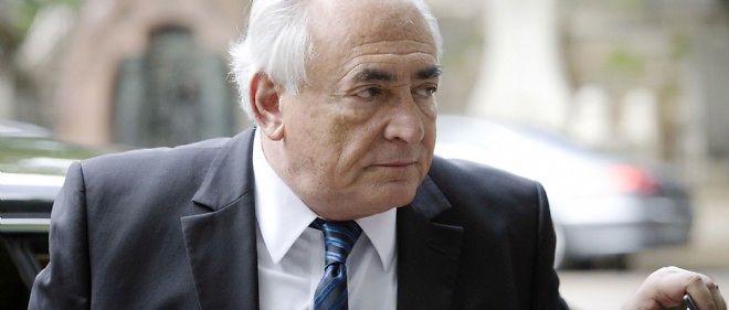 L'ancien directeur du FMI Dominique Strauss-Kahn, photo d'illustration.