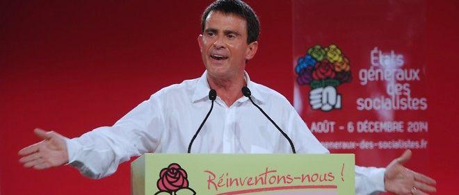 La question de la refonte de la gauche suscite l'opposition d'une grande partie du PS.