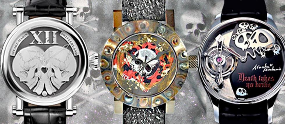 Mortelle, la montre !