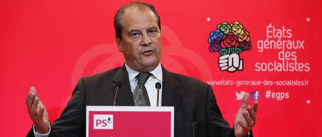 Le premier secrétaire du PS Jean-Christophe Cambadélis lors des états généraux des socialistes, le 12 octobre 2014.