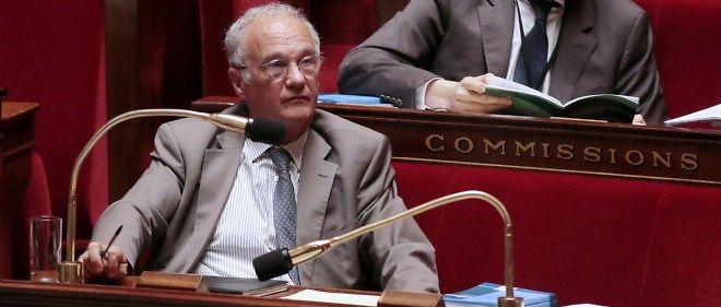 Le député UMP Gilles Carrez. Photo d'illustration.
