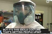 Ceci est le dernier déguisement en vogue pour Halloween. ©Capture NBC