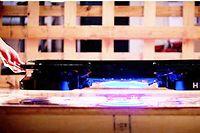 Le hoverboard de Hendo : une tentative crédible ? ©Hendo