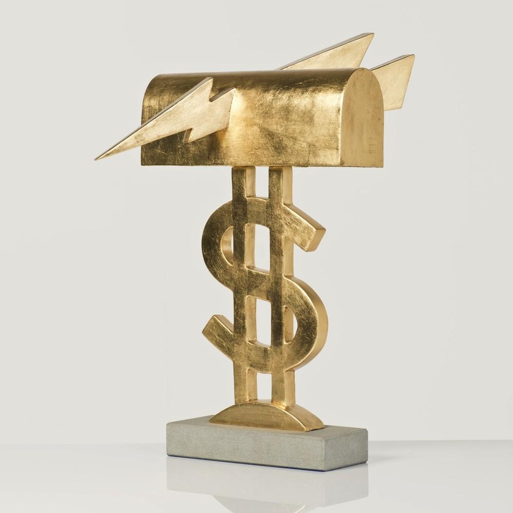 Dollar con fulmine de Lapo Binazzi - UFO