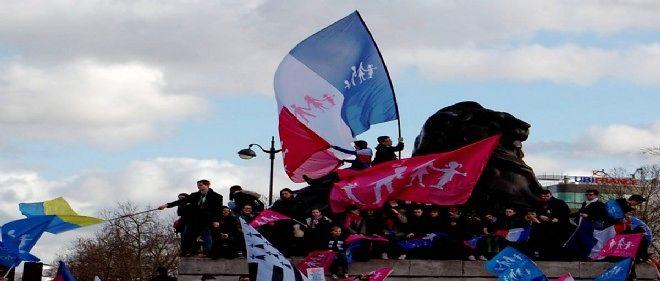 La Manif pour tous du 2 février 2014.
