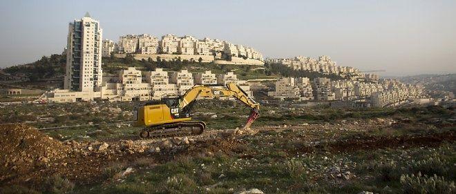 """""""Le gouvernement a décidé de faire avancer la planification pour la construction de plus de 1 000 unités d'habitation à Jérusalem, dont à peu près 400 dans le quartier de Har Homa (en photo)"""", a dit un responsable sous le couvert de l'anonymat."""