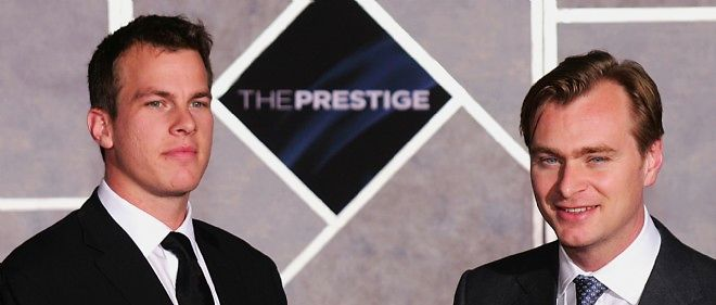 Jonathan Nolan (à gauche) et son frère aîné Christopher (à droite) ont réalisé de nombreux films ensemble.