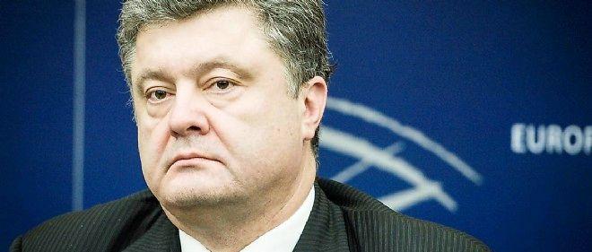 Le parti du président Porochenko est arrivé en tête des élections d'une très courte tête.