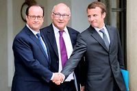 Les ministres des Finances et de l'Économie peuvent souffler, la France ne verra pas son budget retoquée. Mais elle est loin d'être sortie d'affaire. ©BERTRAND GUAY