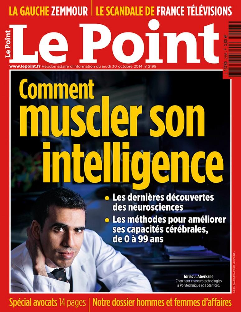 Le Point 2198 ©  DR