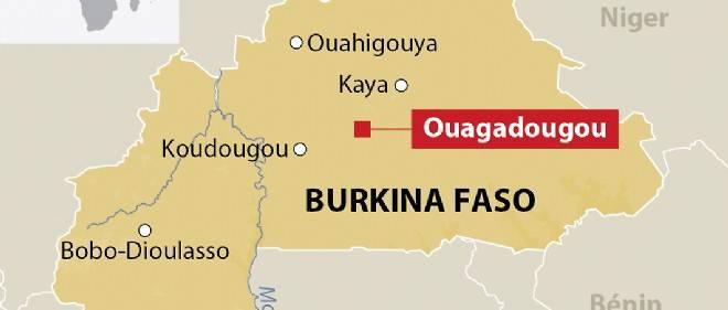 Burkina : le Parlement pris d'assaut.