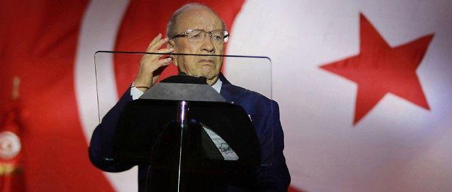 L'ex-Premier ministre Beji Caïd Essebsi est le favori de la présidentielle après la victoire de son parti anti-islamiste Nidaa Tounes aux législatives.