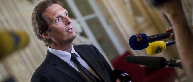 Le député du Val-d'Oise Jérôme Chartier.