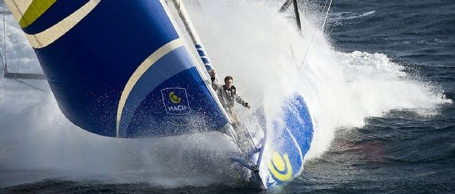 François Gabart, le dernier vainqueur du Vendée Globe, espère briller pour sa dernière aventure en monocoque, avant de travailler sur un projet en multicoque.