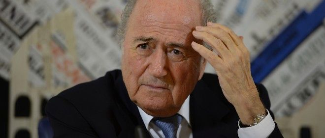 Sepp Blatter. Photo d'illustration.