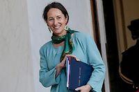 La ministre de l'Ecologie, Ségolène Royal. ©CITIZENSIDE / AURÉLIEN MORISSARD