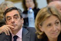 Valérie Pécresse a soutenu Fillon pour la présidence de l'UMP en 2012. ©JACQUES WITT