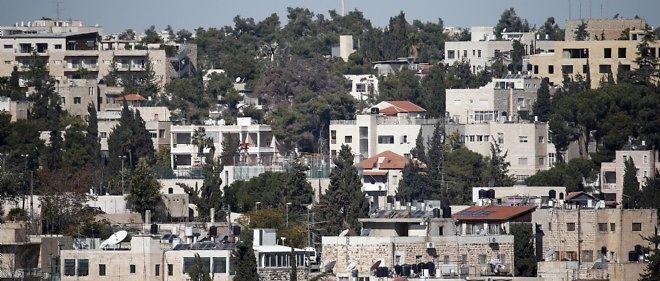 Jérusalem-Est, le 11 novembre 2014.