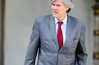 Stéphane Le Foll, le 10 septembre 2014. ©PATRICK KOVARIK