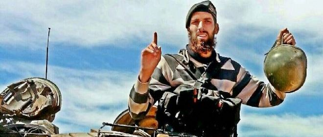 Yilmaz, ancien soldat néerlandais, combat désormais avec al-Qaida en Syrie.
