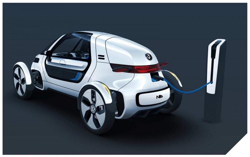 L'électrique permet de réinventer la forme mais la fonction déçoit toujours ceux qui doivent l'acheter....et l'assumer ©  Volkswagen