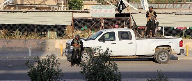 Les djihadistes de l'État islamique contrôlaient Baïji depuis des mois.