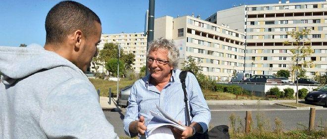 François Berger, 62 ans, délégué à la cohésion police-population (DCPP) de Toulouse.