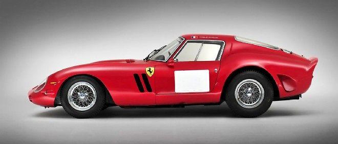 La Ferrari 250 GTO est l'archétype de la voiture de collection. Un exemplaire ayant été piloté par le pilote français Jo Schlesser a été vendu cette année 30 millions d'euros.