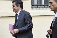 François Fillon veut récupérer les enregistrements dans lequel Jean-Pierre Jouyet le met en cause. ©AFP