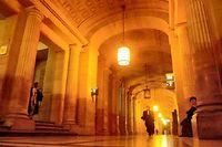 Le Palais de justice de Paris. ©Joël Robine