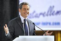 Nicolas Sarkozy a retenu ses coups contre François Fillon. ©Guillaume Souvant