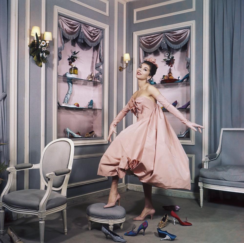 """""""Chez Dior"""", de Sabine Weiss ©  Sabine Weiss"""