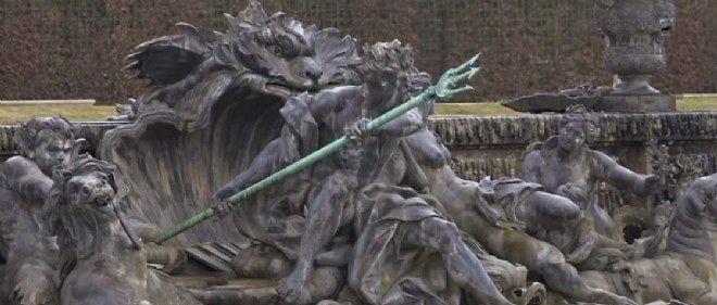 Les jardins de Versailles, vus par Hervé Ternisien