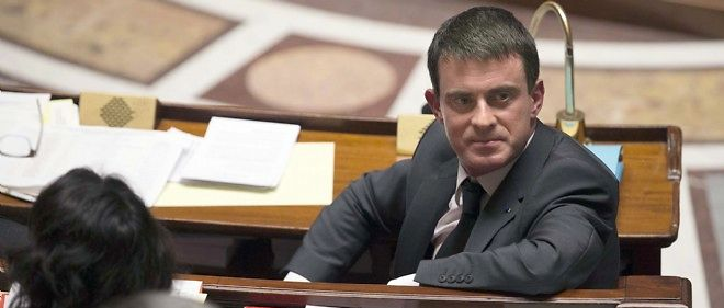Manuel Valls. Photo d'illustration.