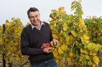 Jean-François Arnaud, viticulteur récoltant du Domaine du Poyet. ©Stephane Audras / REA