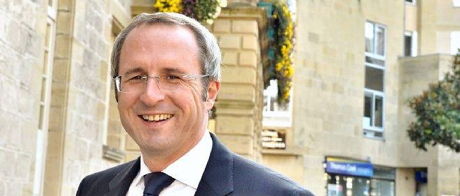 Frédéric Soulier, maire de Brive.