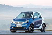 La nouvelle Fortwo de Smart entend bien rester maitre du jeu en matière de véhicules urbains branchés. ©Daimler AG - Global Communications Mercedes-Benz Cars