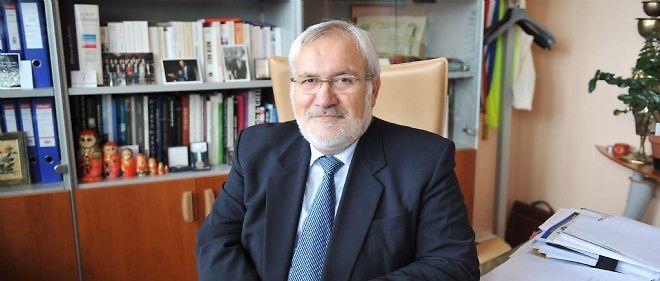 Jean-Marc Todeschini, sénateur PS de Moselle.