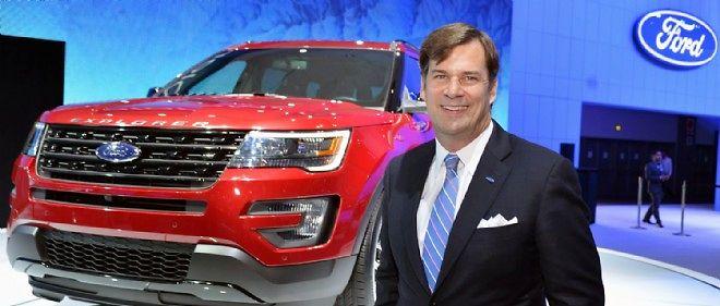 Récemment nommé vice-président de Ford pour l'Europe, Jim Farley constate le succès croissant des SUV, et ce, partout dans le monde.