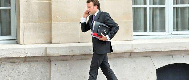 Depuis son arrivée à Bercy, le ministre de l'Économie pousse régulièrement ses pions sur le sujet.