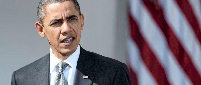 Le président américain s'est exprimé jeudi soir lors d'une brève allocution solennelle depuis la Maison-Blanche.