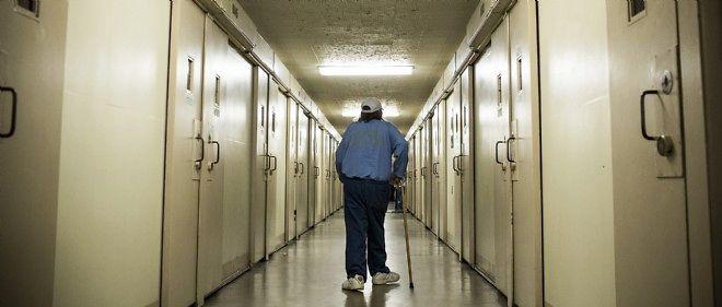 Une aile est réservée aux gays et aux transgenres, au sein de la prison centrale de Los Angeles.