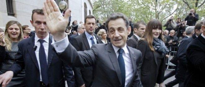 La cote de popularité de Nicolas Sarkozy recule, selon un sondage publié ce vendredi 21 novembre.