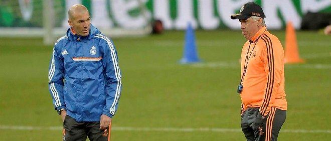 Zidane pourra continuer à entraîner la réserve du Real Madrid.