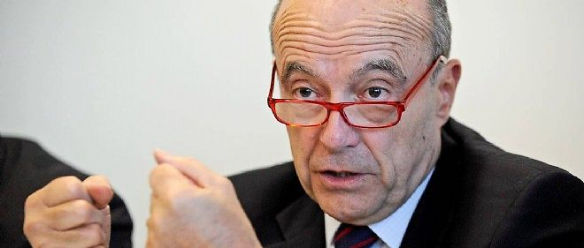 Alain Juppé, maire de Bordeaux