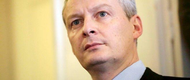 Bruno Le Maire est hostile à la transformation totale du mouvement que projette l'ancien président de la République.