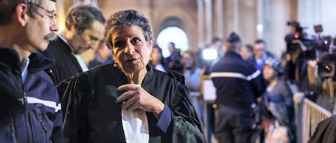 Françoise Cotta, avocate d'Éric Robic, un des deux chauffards.