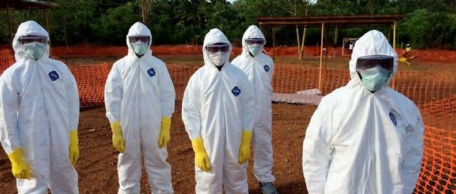 La France concentre son action contre Ebola en Guinée.
