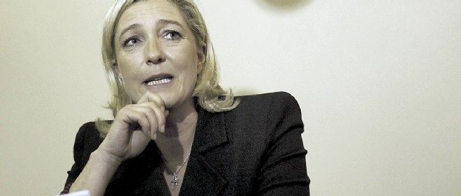 Marine Le Pen attend beaucoup du 15e congres du Front national qui doit se tenir ce week-end.