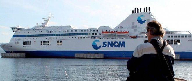 La SNCM a été placée en redressement judiciaire par le tribunal de commerce de Marseille.